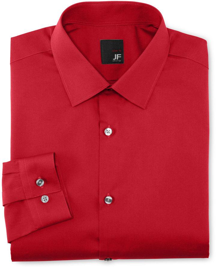 Jf J.Ferrar JF Easy-Care Dress Shirt - Super Slim