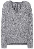 Vince Marled wool-blend sweater
