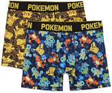 LICENSED PROPERTIES 2-pc. Pokemon Boxer Briefs Big Kid Boys