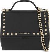 Givenchy Pandora Box studded mini leather shoulder bag