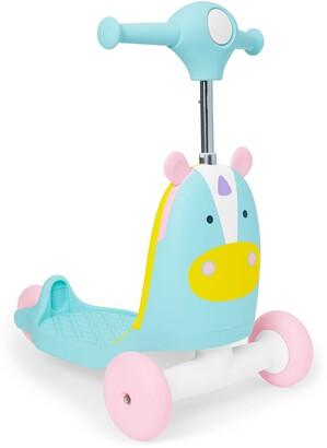 Skip Hop Zoo Ride-On Unicorn Toy