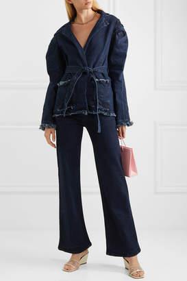 Maggie Marilyn Net Sustain We're Not Done Wide-leg Jeans - Mid denim