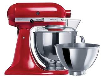 KitchenAid KSM160 Stand Mixer Empire Red