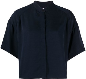 Filippa K Tammy cropped shirt