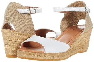 Toni Pons Llivia-P (White) Women's Shoes