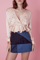 For Love & Lemons Twinkle Blouse