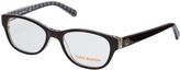 Tory Burch Tortoise Rectangle Eyeglasses