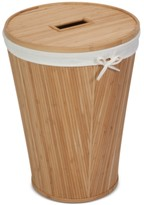 Honey-Can-Do Nested Bamboo Hamper with Lid