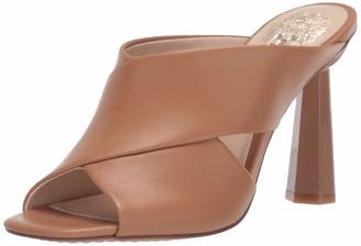 Vince Camuto Averessa High Heel Sandal Spiced Sand 5.5