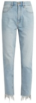 MiH Jeans Mimi high-rise straight-leg jeans