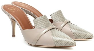 Malone Souliers Dale 70 leather mules
