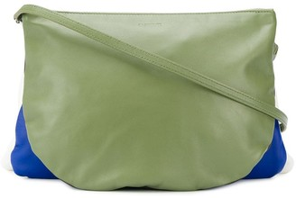 Jil Sander sandwich cross body bag