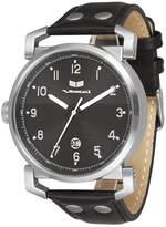 Vestal Observer Leather Watch