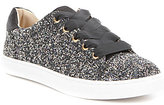 Betsey Johnson Blue by Rae Glitter Sneakers