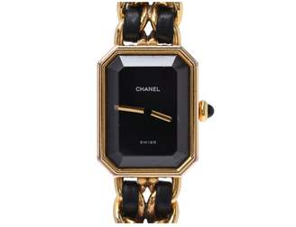 Chanel Premiere Other Gold plated Watches