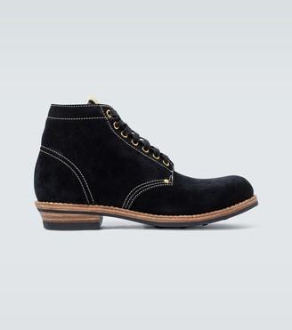 Visvim Brigadier Folk ankle boots