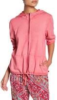 Josie Marled Bed Jacket