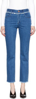 See by Chloe Indigo Overdyed Jeans