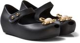 Mini Melissa Black Pearl and Orb Vivienne Westwood Shoes