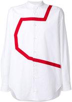Ports 1961 band collar shirt