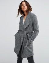 Vero Moda Belted Wool Coat