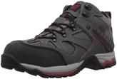 Golden Retriever Men's Hiker Industrial Boot Gray 11.5 W US