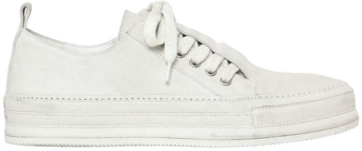 Ann Demeulemeester 20mm Suede Sneakers
