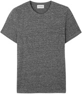Oliver Spencer Envelope Grey Cotton Blend T-shirt