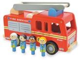 Infant Boy's Indigo Jamm Freddie Fire Engine