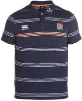 Canterbury England Cotton Jersey Stripe Polo