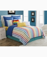Fiesta Baja Reversible King Quilt Set
