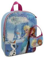 Disney Frozen Toddler Girls' 10 inch Backpack