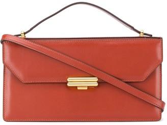 MANU Atelier Jackie leather tote bag
