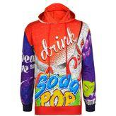 Moschino Soda Hooded Sweatshirt