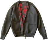 Alexander McQueen Black Wool Jackets