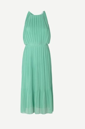 Samsoe & Samsoe Myllow Creme De Menthe Dress - S
