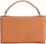 Giani Bernini Nappa Leather Smartphone Wallet Crossbody, Only at Macy's