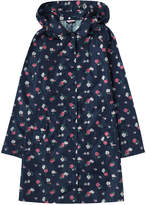 Cath Kidston Hampstead Ditsy Long Raincoat