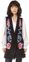 Temperley London Wander Knit Gilet