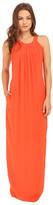 Brigitte Bailey Rayna Maxi Dress with Pleats