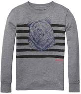 Tommy Hilfiger TH Kids Bear Stripe Sweatshirt