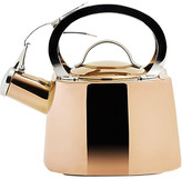 One Kings Lane Hayes Tea Kettle - Copper - copper/black