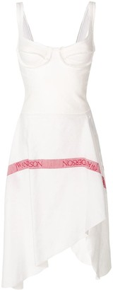 J.W.Anderson Asymmetric Design Day Dress