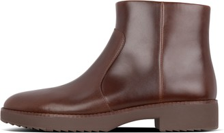 FitFlop Maria Leather Ankle Boots