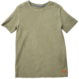 7 For All Mankind Short Sleeve Thermal Tee