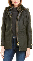 Barbour Heath Waxed Trench Coat