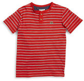 Lucky Brand Boys 8-20 Boys Striped Henley Tee