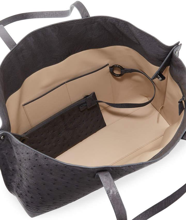 c655374b2d23 Ostrich Leather Handbags - ShopStyle