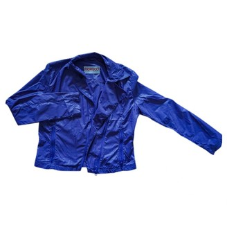 Fiorucci Purple Synthetic Jackets