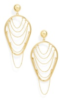 BaubleBar Serena Hoop Earrings
